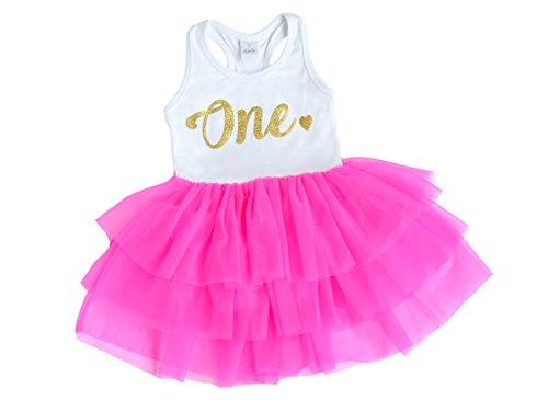 infant 1st birthday dresses - 6