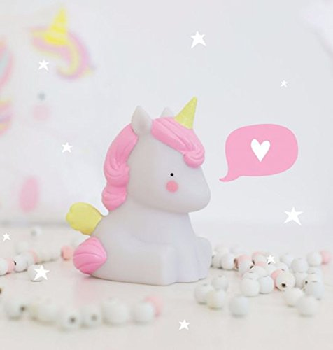 Flying horse unicorn night light by Baby Exclusive (Image #4)