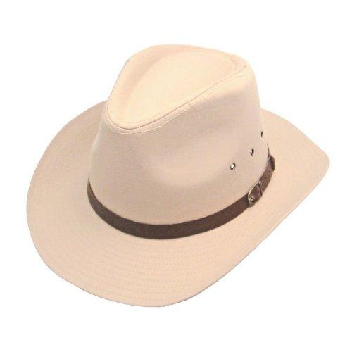 EXPRESS HATS - Sombrero cowboy - para hombre beige Crema  Amazon.es  Ropa y  accesorios d0a0547a9aa