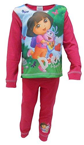 Thingimijigs Dora The Explora Dora & Boots Little Girls Pajamas 18-24 Months