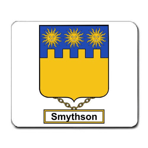 smythson-family-crest-coat-of-arms-mouse-pad