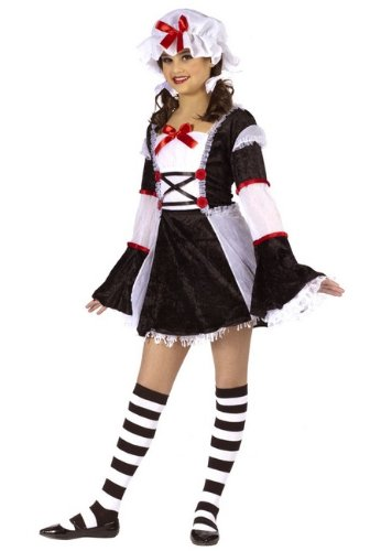Rag Darlin' Child Costume - Medium -
