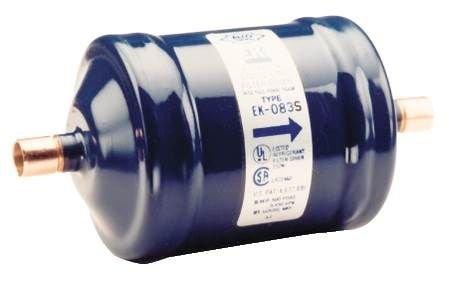 Emerson Flow Controls EK Series Liquid Line Filter-Drier #EK-052S