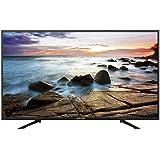 "Sceptre X438BV-FSRR 43"" Slim LED FHD 1080p TV Flat Screen HDMI MHL High Definition and Widescreen Monitor Display ATSC/QAM 3 x HDMI Ports, Metal Black"