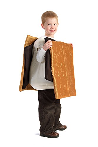 Halloween Smores Costumes (Princess Paradise Kids S'mores Costume, X-Small/Small,)