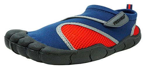 Women's Toes with Red Shoes Water and Fresko Men's YwqvpWE