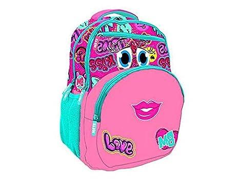 selezione migliore 2c80a 10f96 ZAINO TEEN MATE CHILD GIRL 1665M7586: Amazon.it: Valigeria