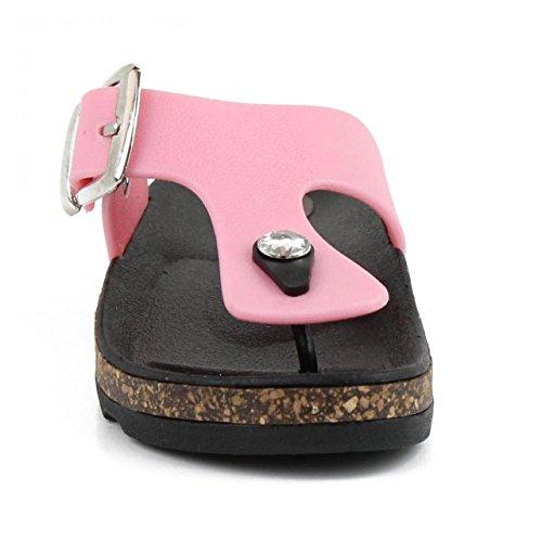 Sandalen für Junge und Mädchen XTI 52457 G ROSA