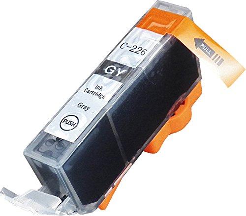 Ink Hero 3 GRAY Ink Cartridges for CLI-226 PGI-225 Pixma MG6120 MG6220 MG8120 MG8120B MG8220 printer inks for inkjet printers Photo #2