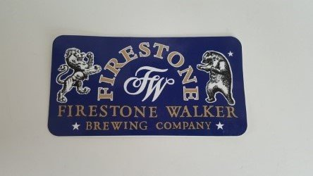 - Firestone Walker Decal