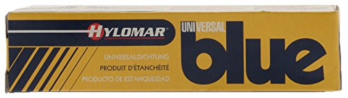HYLOMAR F/hmms000/100g 100g Hylomar-Universalkleber, blau