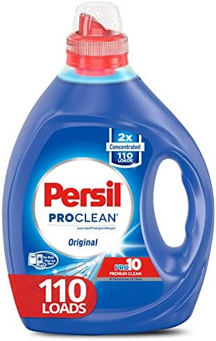 Persil ProClean Detergent Original Concentrated product image