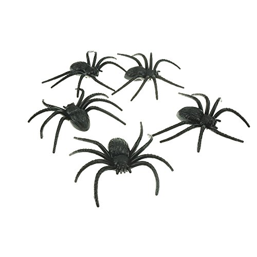 amazon fake plastic spiders realistic for prank pack of 12 by Brown Tree Snake Fangs amazon fake plastic spiders realistic for prank pack of 12 by gocrown toys games