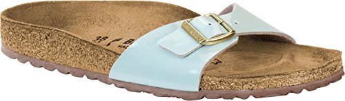 Birkenstock Madrid BS two tone water cream, size:41