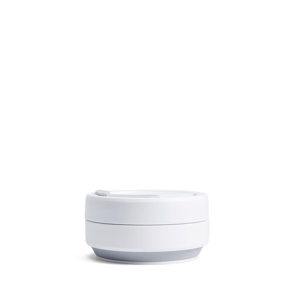 Rosa Stojo -Tazza da caff/è grande S2-ROS pieghevole e riutilizzabile