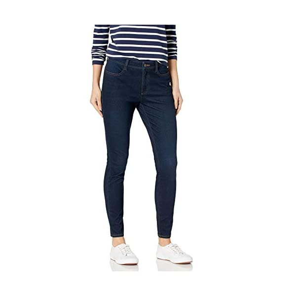 Skinny Stretch Knit Jegging Pants Donna Essentials