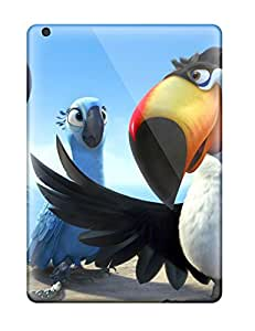 Best Snap On Case Cover Skin For Ipad Air(rio Movie 2) 2800445K34630797
