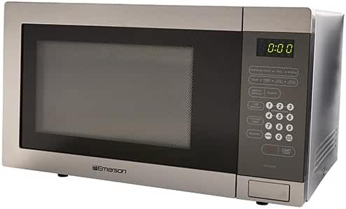 Emerson Stainless Steel Microwave