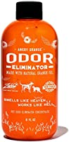 Angry Orange Pet Odor Eliminator for Dog and Cat Urine, Makes 1 Gallon of Solution for Carpet, Furniture and Floor Stains
