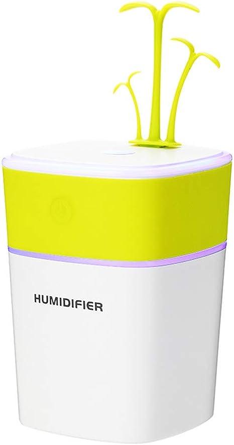 Gaddrt® purificador de Aire 320 ml Mini Creative Bonsai difusor de ...