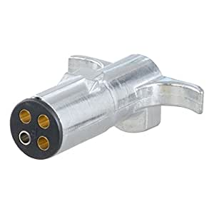 CURT 58060 4-Way Round Connector Plug