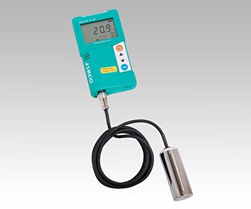 イチネンジコー1-1545-22酸素モニターセンサー分離携帯型校正証明付 B07BD3CSMZ