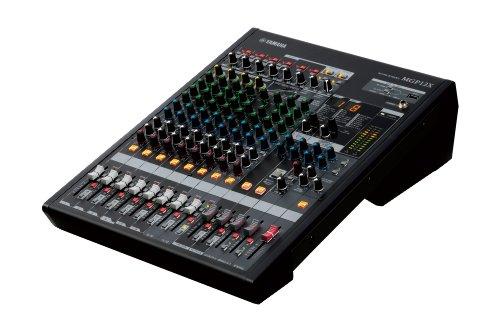 Yamaha MGP12X 12-Channel Mixer by Yamaha