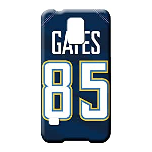 samsung galaxy s5 Ultra Fashion Protective phone carrying shells san diego chargers nfl football