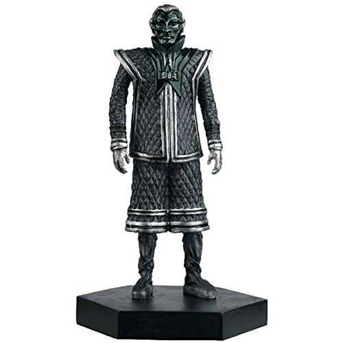 Doctor Who Figurine Collection Part 36 ROBOT D84 (NO MAGAZINE) (Doctor Who Figurine Collection)