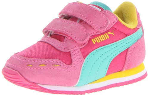 PUMA Cabana Racer Mesh V Kids Sneaker (Toddler/Little Kid)