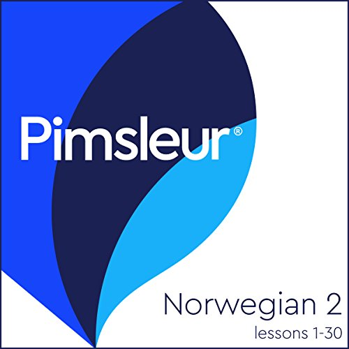 Pimsleur Norwegian Level 2: Learn to Speak and Understand Norwegian with Pimsleur Language Programs (Norwegian Rosetta Stone)