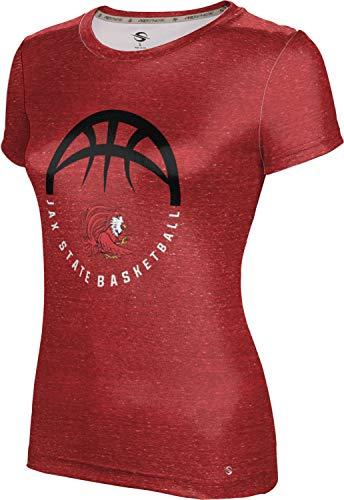 - ProSphere Jacksonville State University Basketball Women's Performance T-Shirt (Heather) 1002F