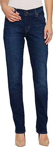 Levi's Women's 414 Classic Straight Jeans, Indigo Moonstone, 30 (US 10) (Relaxed Fit Womens Jeans)