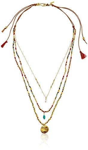 Chan Luu Multi-Beaded Strand Necklace, 17