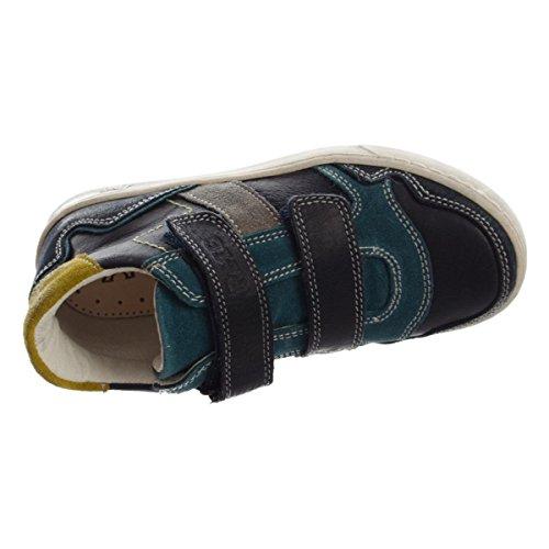 Primigi Phill boys, cuir lisse, sneaker low