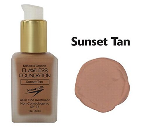 Nutra-lift174; Sunset Tan Flawless Foundation