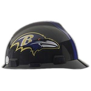 Baltimore Ravens Hard Hat | NFL Hard Hats | SportsHardHats.com 1