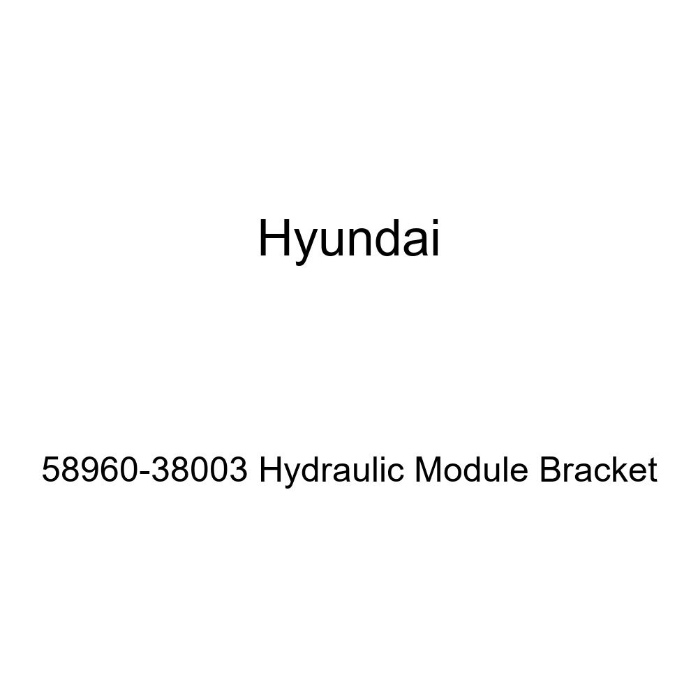 Genuine Hyundai 58960-38003 Hydraulic Module Bracket