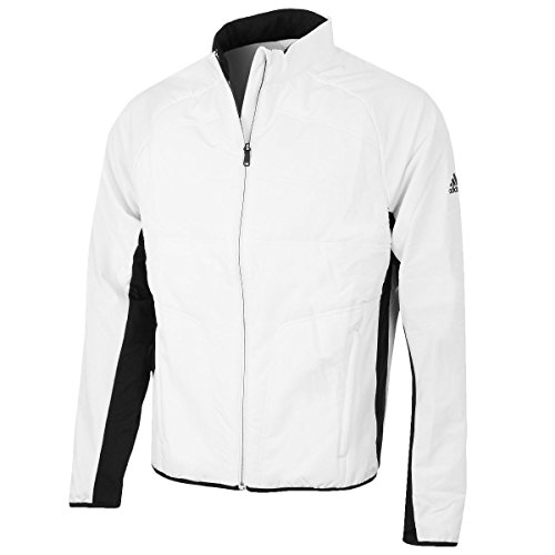 Adidas Golf Men's climaheat PrimaLoft Prime Jacket - US L - White -  TM5360F6CF
