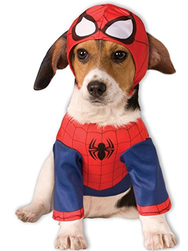 Rubie's Marvel Universe Spider-Man Pet Costume, -