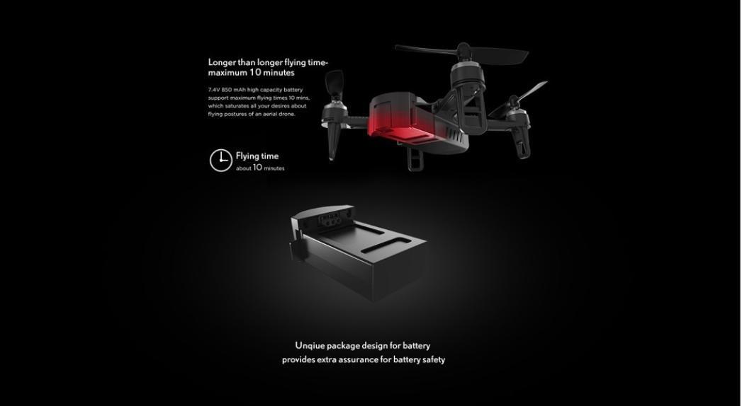 Siviki MJX Bug3 B3mini Brushless Motor RC Aircraft Quadcopter Remote Control Drone Toy by Siviki (Image #8)