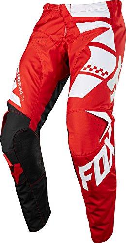 Fox Racing 2018 180 SAYAK PANT RED- - Fox Mall Angeles Los