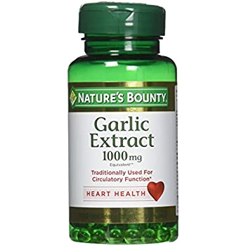 Nature Made Garlic Allicin