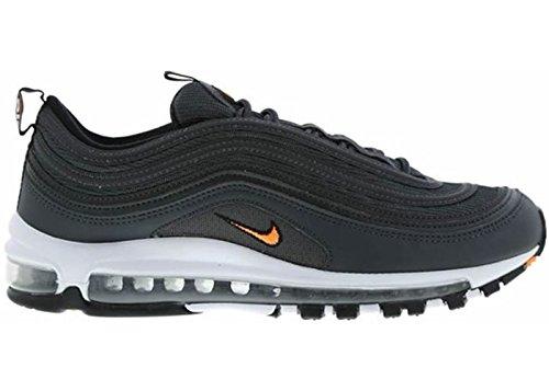 Nike Air Max 97 AQ7331-002 Anthracite/Orange US 7