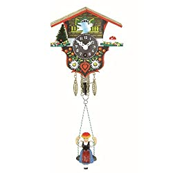 Black Forest Clock Swiss House