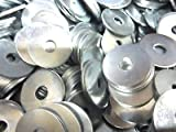 1/4 X 1 1/4 Fender Washer Zinc Plated 1000 Pieces