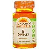 Sundown Naturals B-100 Complexes Review and Comparison