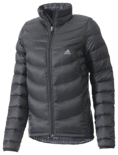 Adidas Women's HT Light Down Jacket - Black XS