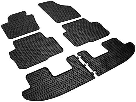 Gummi Fußmatten Automatten Fahrzeugspezifisch 6 Teilig Az10092533 Auto