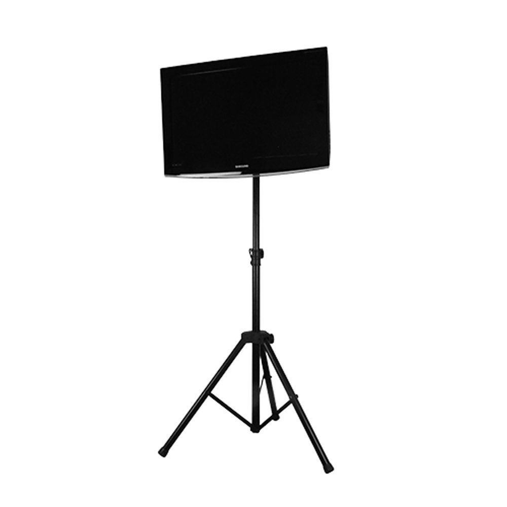 DQ Tripod TV Stand - imballaggio originale - Consigliato TV-size: 24 - 40 (66 - 102 cm) - VESA 75x75 100x100 200x100 200x200 mm DQ Wall-Support SP-03